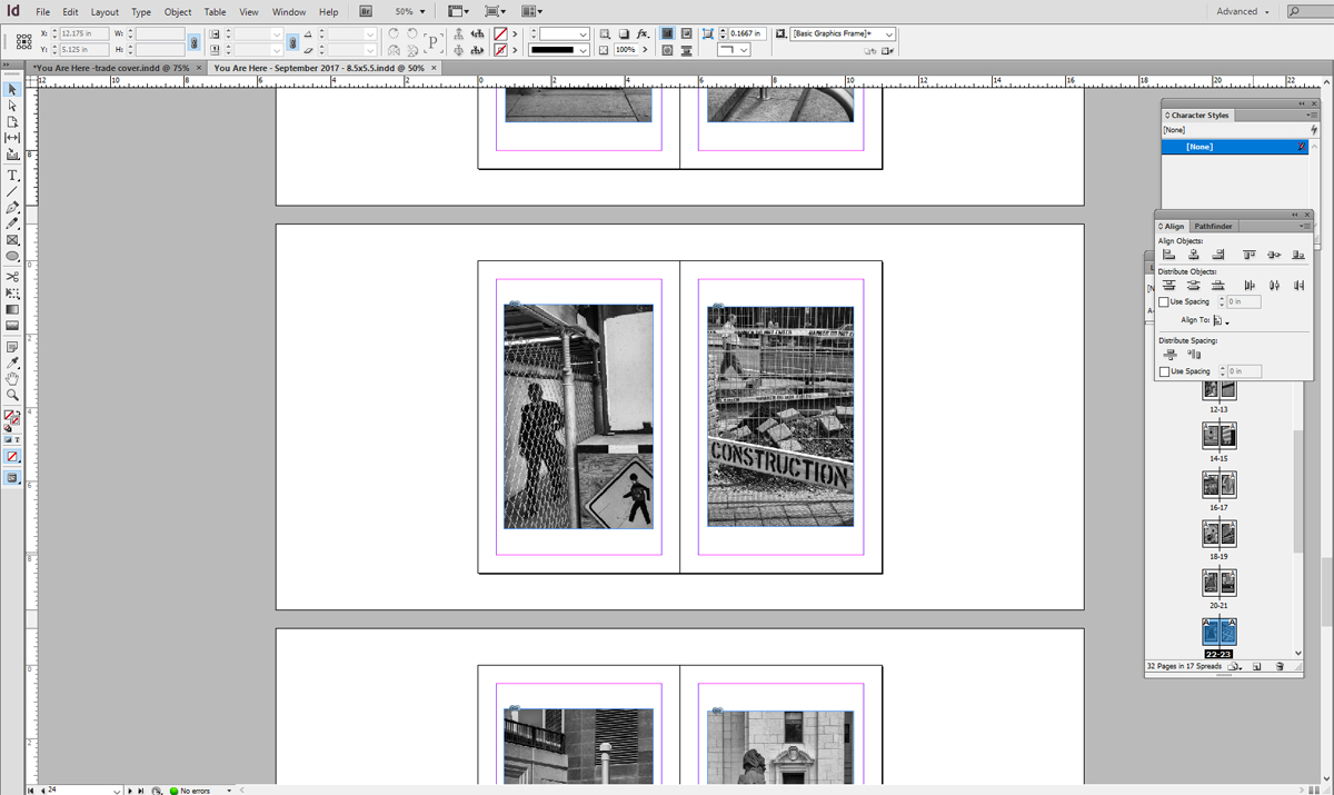 Indesign Photo Book Layout