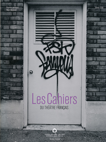 Les Cahiers du Theatre Francais, January 2008