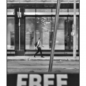 Freedom (black and white photograph)