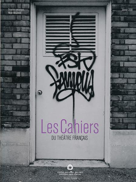Les Cahiers du Theatre Francais, January 2008