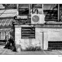 Alley (black and white)
