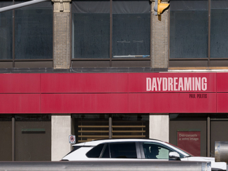 Daydreaming (book cover)