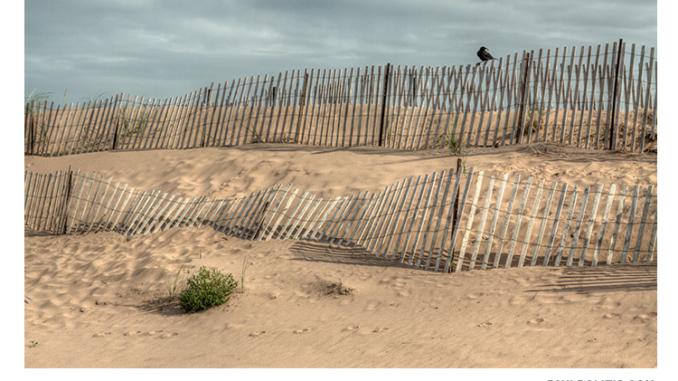 Empire of Sand (colour photograph)