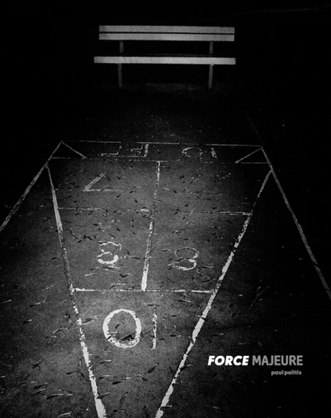 Force Majeure book by Paul Politis (2018)
