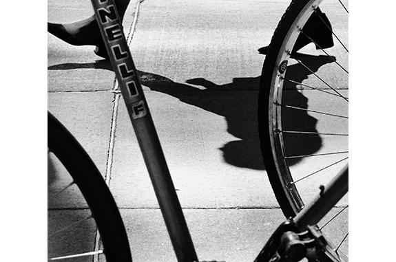 Clockwork (black and white photograph)