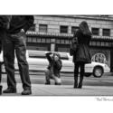 Shutterbug (black and white photo)