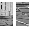 Scars Diptych (black and white)