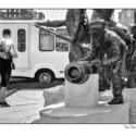 Shutterbug #2 (black and white photo)