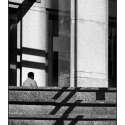 Untitled (black and white photograph)