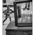 Untitled (b&w photograph)