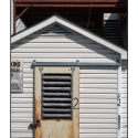 Untitled (Door) (colour photograph)